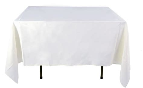 cheap table clothes cheap tablecloths white polyester cover 85 x 85