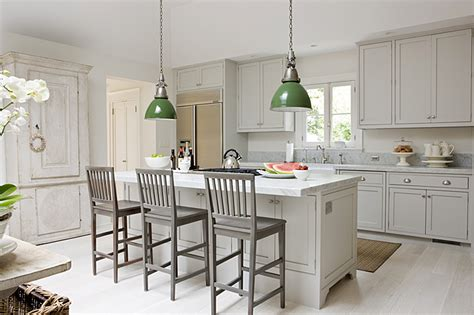 Light Gray Kitchen Cabinets Design Ideas Light Gray Kitchen