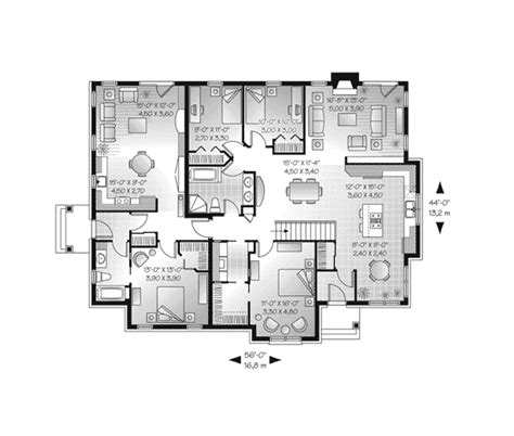 home designs and floor plans swiss valley european home plan 032d 0715 house plans and more