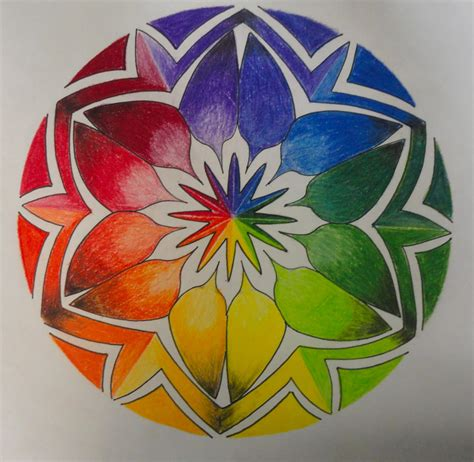 mandala color wheel search a 1 favs color wheels mandala and wheels