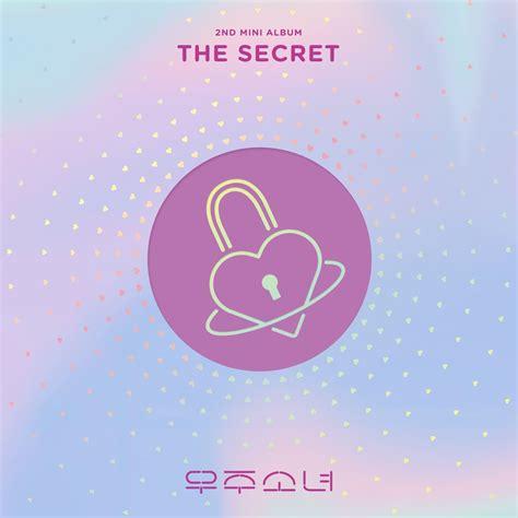 secret album mini album wjsn cosmic the secret 2nd mini album