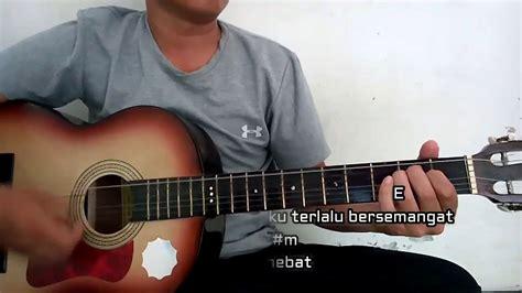 tutorial gitar merindukanmu kunci gitar dash uciha merindukanmu cover youtube