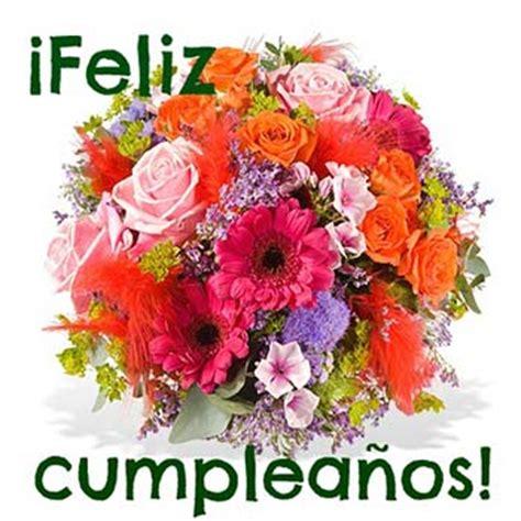 imagenes de flores que digan feliz cumpleaños tarjetas con flores para felicitar un cumplea 241 os archivos