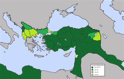 islamic ottoman empire file muslim population ottoman empire vilayets provinces