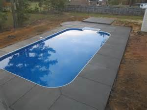 need landscaping ideas for inground pool
