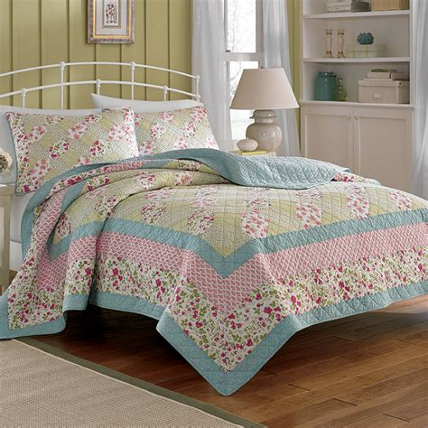 ashley bedding laura ashley whitley quilt from beddingstyle com