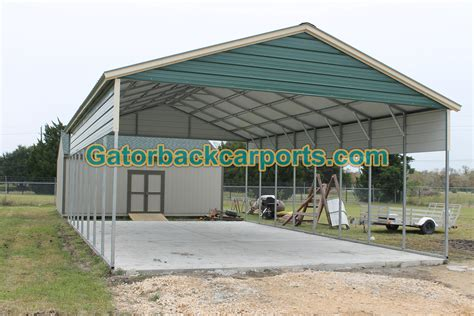 Car Ports by Carport Gallery Gatorback Carports