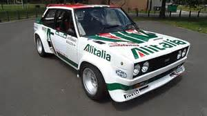 Fiat 131 Abarth Rally Fiat 131 Abarth 4 Rally