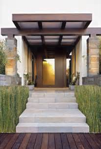 Front Yard Fountains Contemporary Porch