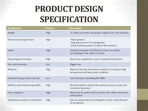 Design Specification Environment | 2012 final year project 1 university kuala lumpur british