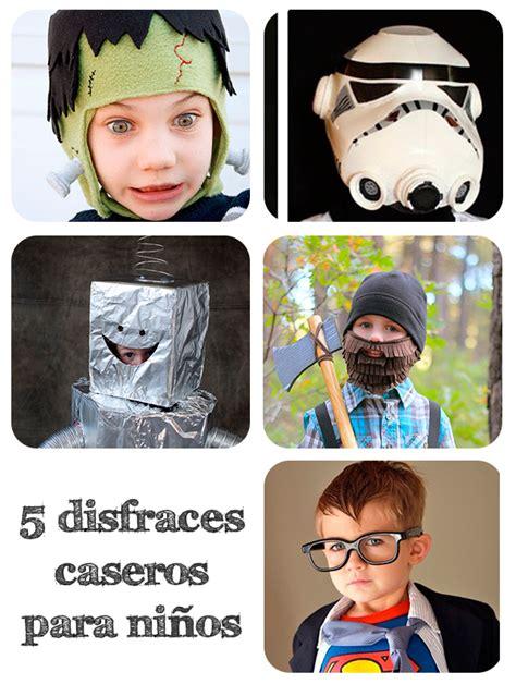 5 disfraces hechos con cartn disfraces caseros 5 disfraces caseros para ni 241 os pequeocio