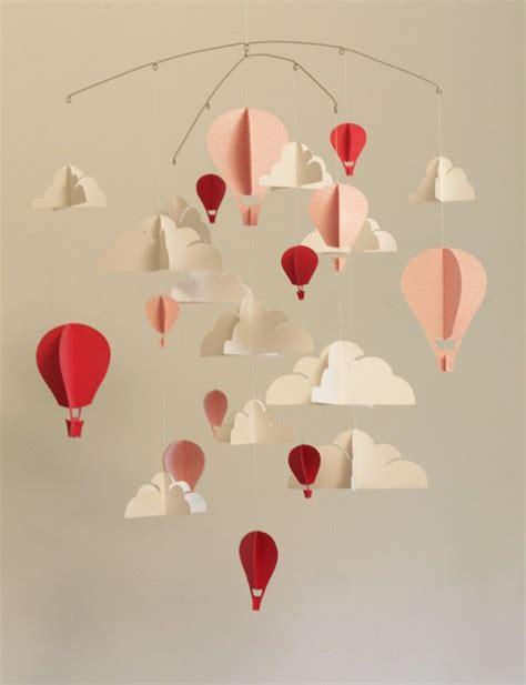 How To Make Paper Mobile - 25 best ideas about paper mobile on best baby