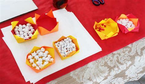 Fabulous Origami Boxes - fabulous origami boxes bowls again