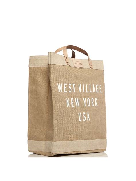 New Pauric Sweeney 08 Bags by Apolis Market Bag In Lyst