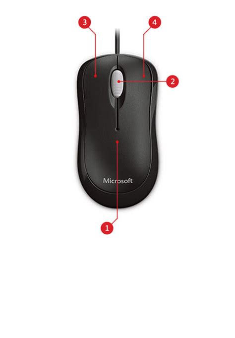 Mouse Optical Sq One Limited microsoft basic optical mouse microsoft accessories for business