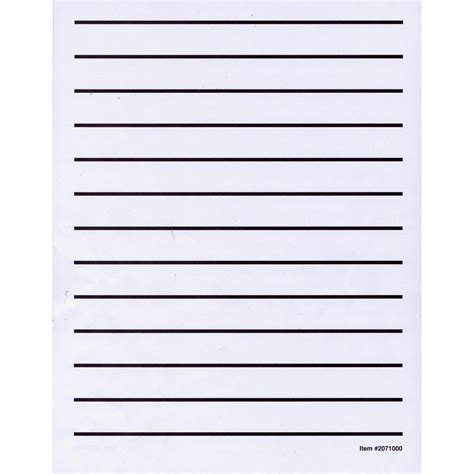 thick writing paper maxiaids low vision writing paper bold line 5 pads