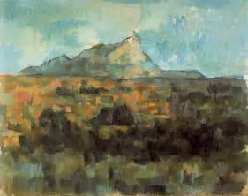 Barnes Foundation Merion Webmuseum C 233 Zanne Paul The Mont Sainte Victoire And