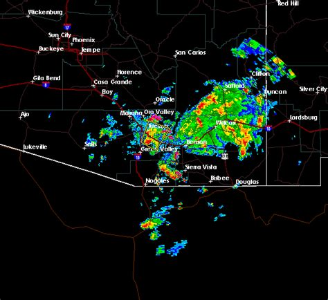 interactive hail maps hail map  corona de tucson az