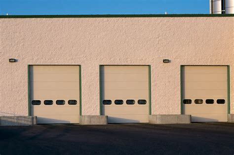 thermacore sectional steel doors