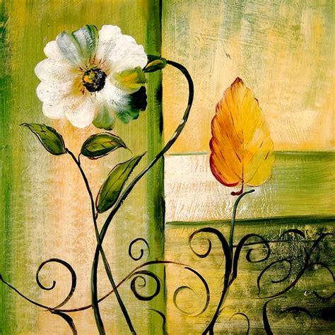 imagenes flores al oleo cuadros pinturas oleos flores al 211 leo modernas