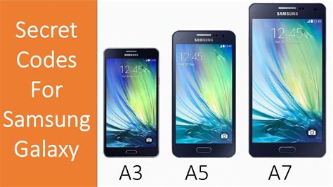 Samsung A3 N A5 Samsung Galaxy A3 A5 And A7 2016 Edition Are Now Official