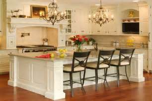 Kitchen Breakfast Bar Island by Kitchen Islands With Breakfast Bar Kitchenidease
