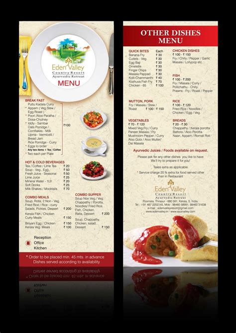 menu design ideas template enchanting restaurant menu design that can give you