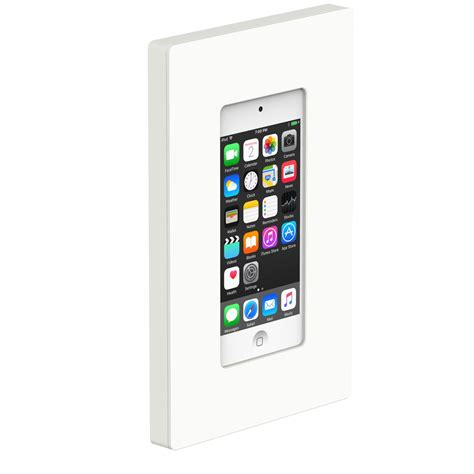 wall mounted touch l on wall ipod enclosure mount