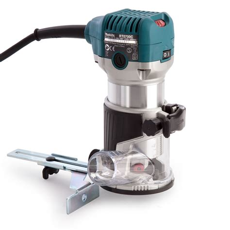 Router Trimmer makita rt0700cx4 router laminate trimmer with trimmer guide 240v 604310259761 ebay