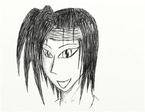 how to spike someones hair manga sketch spiky hair girl by archspike on deviantart