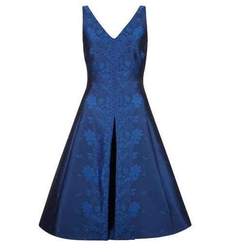 Dress Blues blue royal blue dress occasion dresses dresses hobbs usa