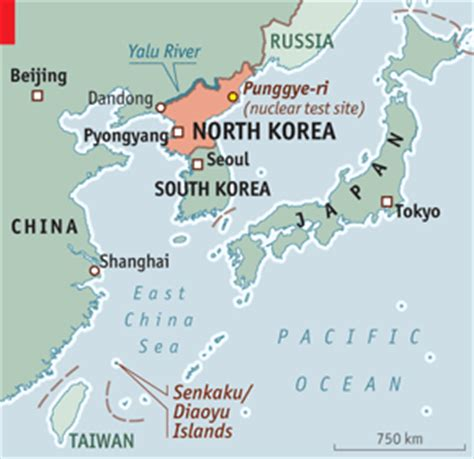 map of korea and surrounding countries fallout the economist