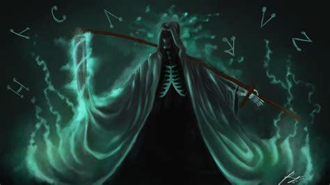 wallpaper anime grim reaper grim reaper by viciouskiwi on deviantart