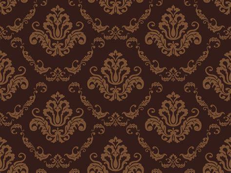 brown flower pattern brown flower pattern powerpoint templates brown pattern