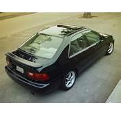 Used JDM EG9 Civic Ferio 4 Door 92 95 Sedan Rear Deck