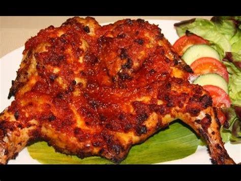 Oven Panggang Ayam resep bumbu ayam panggang pedas