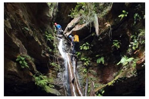 canyoning blue mountains deals
