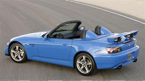 2009 honda s2000 cr 2009 honda s2000 cr in blue on road wallpaper