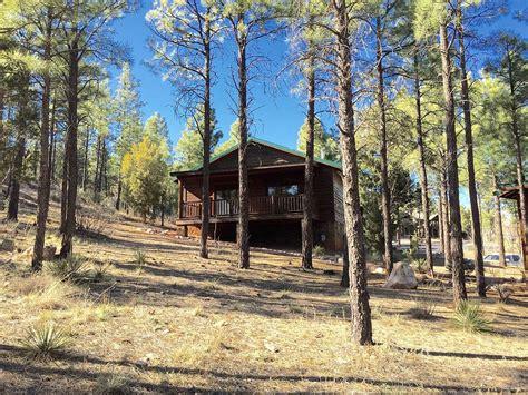 White Mountains Cabin Rentals by Hillside Hideaway Show Low Az White Mountain Cabin