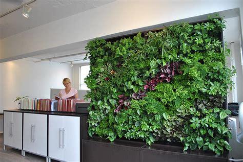 Vertical Garden Benefits Living Wall Vertical Garden Benefits Corner