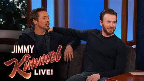 robert downey jr friends chris evans and robert downey jr are friends in real life