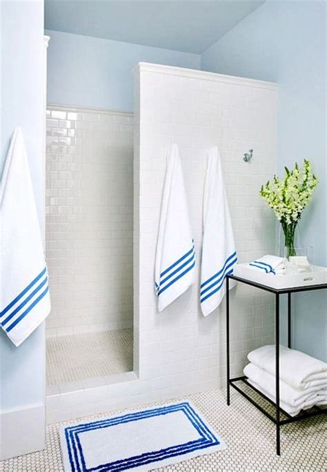 Walk In Tile Shower No Door by 20 Small Bathroom Remodel Subway Tile Ideas Small Room