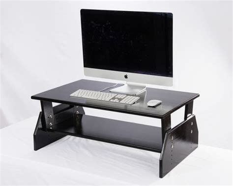desk topper shelf 26 best images about stand up desk toppers on