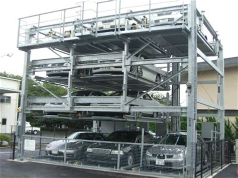 Automated Parking Garage Systems by Archives The