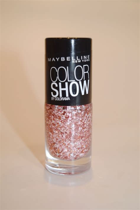 Maybelline Rebel Bouquet maybelline color show rebel bouquet nail the