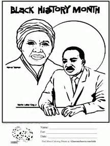 black history coloring pages black history month coloring page black history month