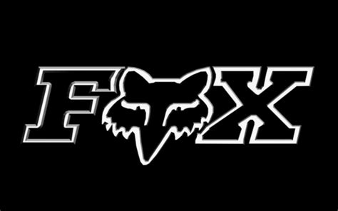 fox motocross logo fox racing logo wallpapers wallpaper cave