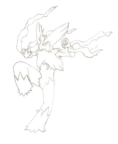 pokemon coloring pages blaziken mega blaziken by rising fang on deviantart