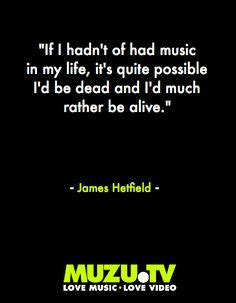 Quotes Hetfiled hetfield quotes quotesgram