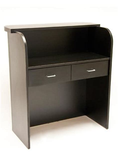 Reception Desk Canada Java Reception Desk Salon Furniture Toronto Canada Usf
